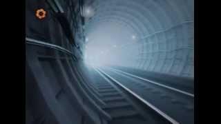 Реконструкция катастрофы в метро (Москва 15.07.14)