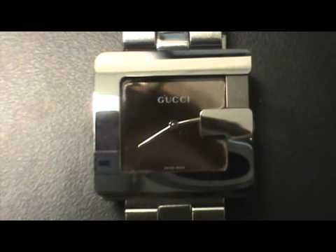 2ff35471b14 Gucci G watch for men - YouTube