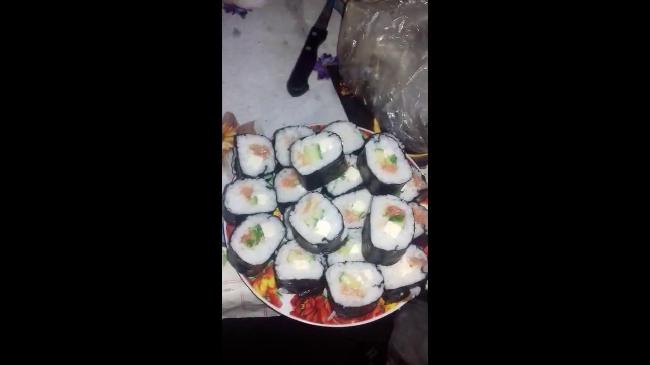 Как экономно приготовить суши — photo 6