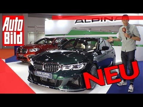BMW Alpina B3 Limousine (2020): Neuvorstellung - Tuning - Motor S58 - Reihensechser