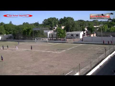 San Luis 1 San Martín 0 (Torneo de los 6)