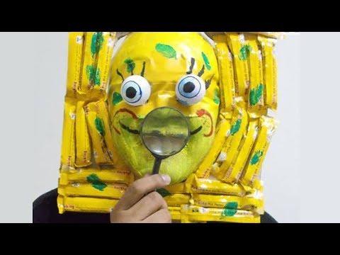 Bad Spongebob Cosplay