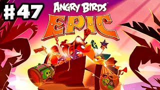 Angry Birds Epic - Gameplay Walkthrough Part 47 - Volcano Island (iOS, Android)
