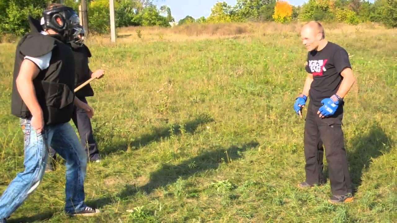 Рассказ обалдуя: Как провести 50 спаррингов на тренировке по Крав-Маге