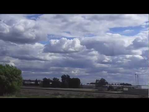 Western Canada bus trip (5): Calgary to Medicine Hat 2012-05-31