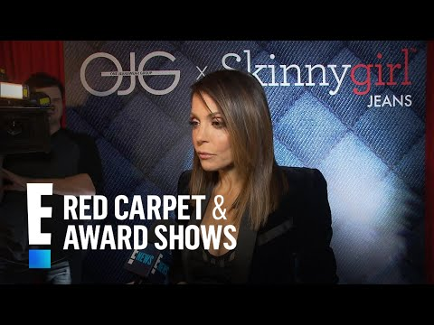 Bethenny Frankel Gives Update on Luann De Lesseps | E! Live from the Red Carpet