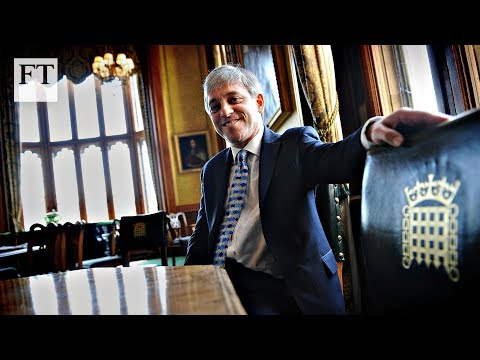 Who is the House of Commons Speaker John Bercow?