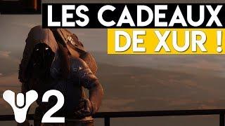 [DESTINY 2] LE RETOUR DES TROIS DE DENIER ! LES CADEAUX DE XUR (15 DEC)