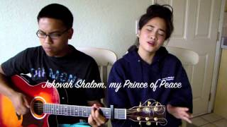 Because Of Who You Are - Vicki Yohe Cover by Kayzel Mendoza & Paul Delos Santos