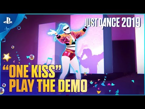 Just Dance 2019 - Play One Kiss For Free Demo | PS4