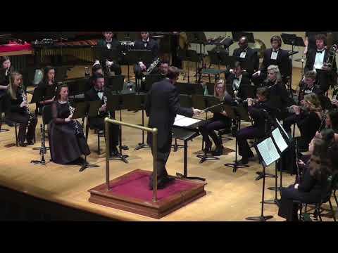 University of Alabama Wind Ensemble UA High School Honor Band 2018