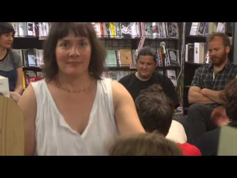 Erin Osmon and Songs Ohia discuss Jason Molina at Quimby's 1 of 2