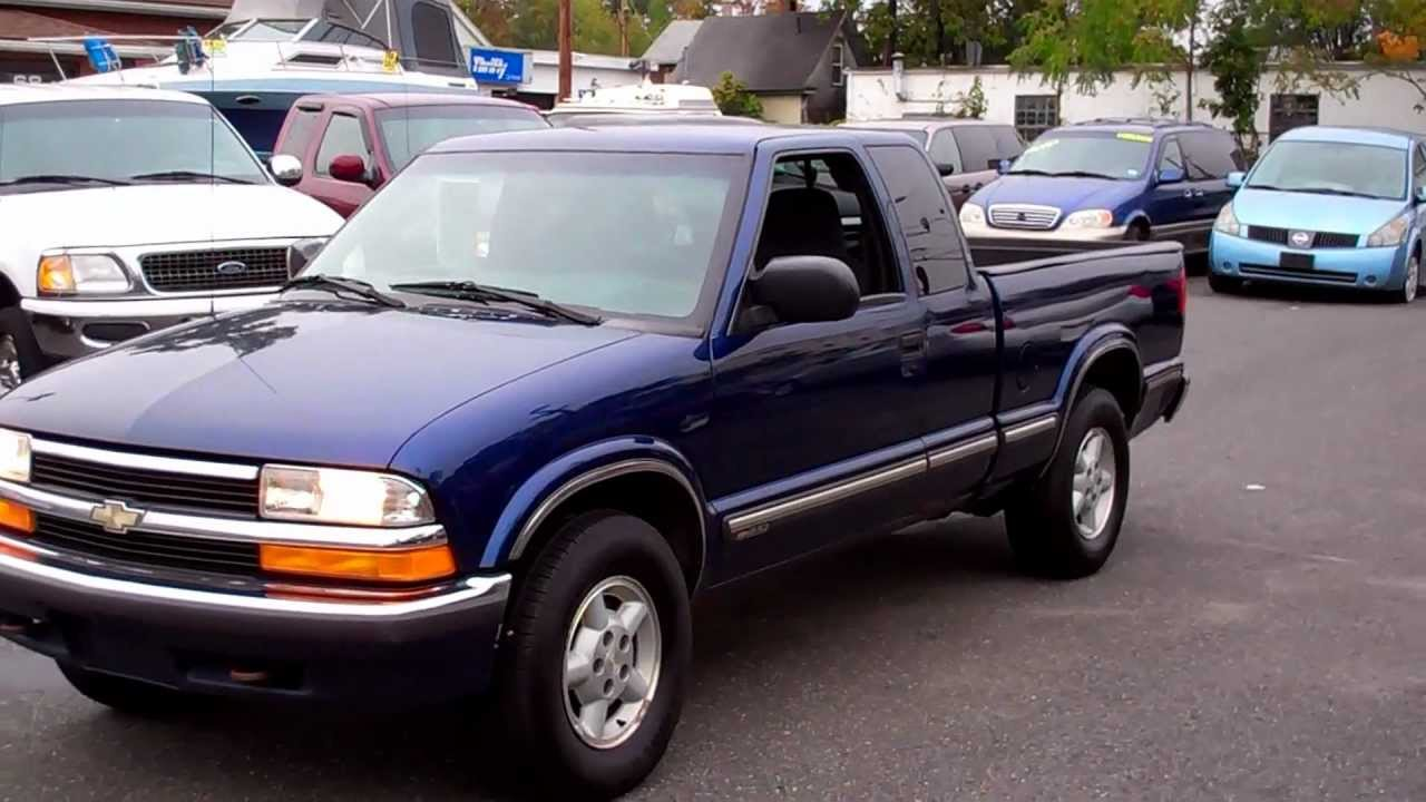 All Chevy 2001 chevy s10 extended cab specs : 1999 Chevrolet S-10 LS EXTENDED CAB 4WD 3DR 4.3L V6 AT - - YouTube