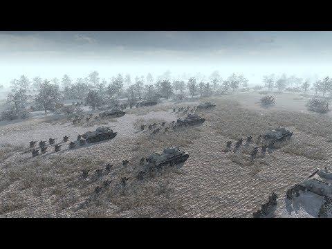В тылу врага 2: Событие - Битва за Москву, контрнаступление Красной Армии