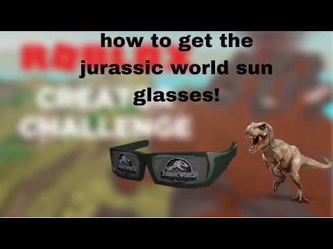 Download Promo Code How To Get The Jurassic World Sunglasses