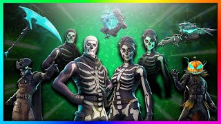 "LEAKED ""Skull Trooper, Hollowhead & More!"" NEW Legendary Skins in Fortnite: Battle Royale SEASON 6!"