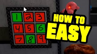 ROBLOX PIGGY BOOK 2 CHAPTER 12 LEVER EASY HOW TO