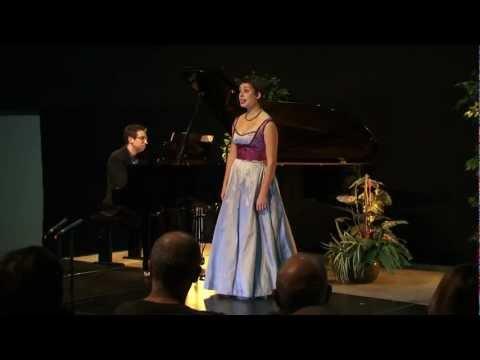 Maurice Ravel | Trois Chansons | 1. Nicolette