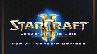 corsair rgb profile starcraft ii