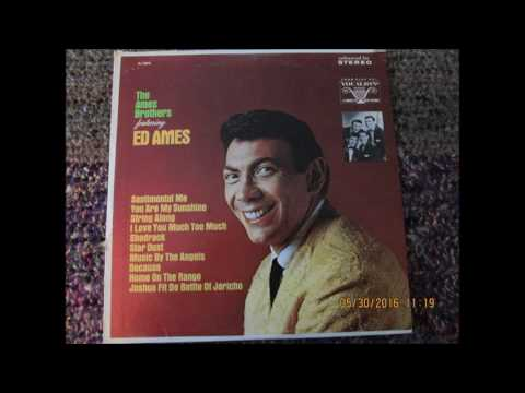 The Ames Brothers featuring Ed Ames ---- String Along JPG