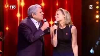 Enrico Macias & Anne Sophie Lapix - Le mendiant de l'amour