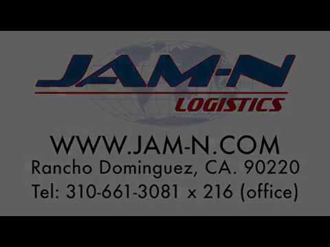 JAMN Logistics | Promotional Video