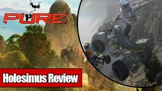 обзор PURE Holesimus Review