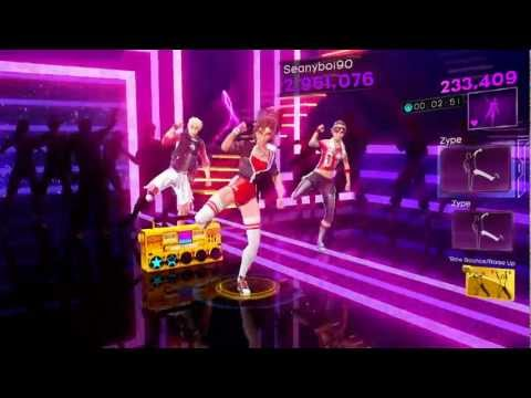 Dance Central 3 DLC - Gonna Make You Sweat (Everybody Dance Now) HARD - C+C Music Factory - Gold