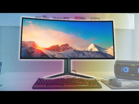 Impressive 1ms 144Hz+ IPS Gaming Monitors from LG