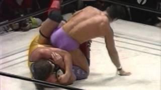 UWFi BUSHIDO  Nobuhiko TAKADA  Gary ALBRIGHT 4  4