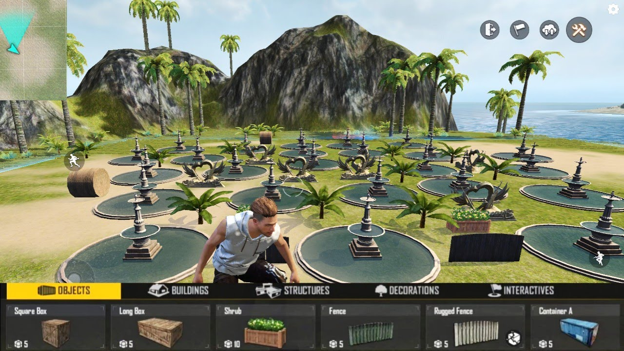 Craftland: Create Your Own Map   Garena Free Fire
