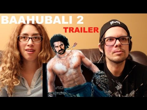 Thumbnail: Baahubali 2 The Conclusion American Reaction!