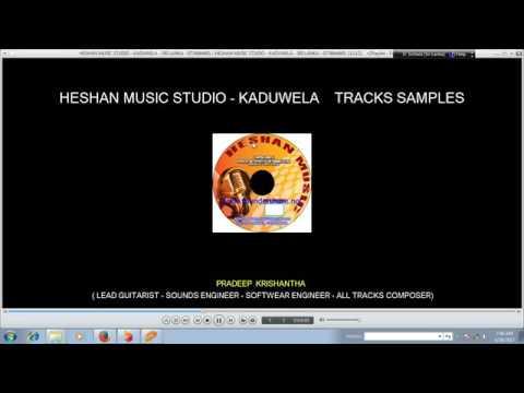 TRACKS.COM  - HESHAN MUSIC STUDIO - ඔබට අවශය ඕනෑම ගීතයක TRACKS ඉතා ඉක්මණින් සහ ඉතා නිවැරදිව