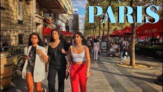 """🇫🇷 WALK IN PARIS """"CHAMPS ÉLYSÉES"""" (EDIT VERSION) 17/09/2021"""