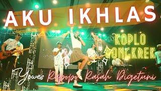 Vita Alvia - Aku Ikhlas AFTERSHINE - Live Koplo (Official Music Video ANEKA SAFARI)