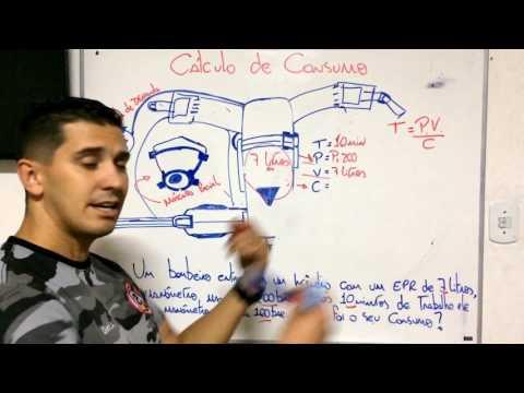 Portal Bombeiro - EPR Cálculo de consumo