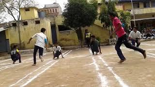 Mahesh convent h s school pipariya mp annual games kho kho video