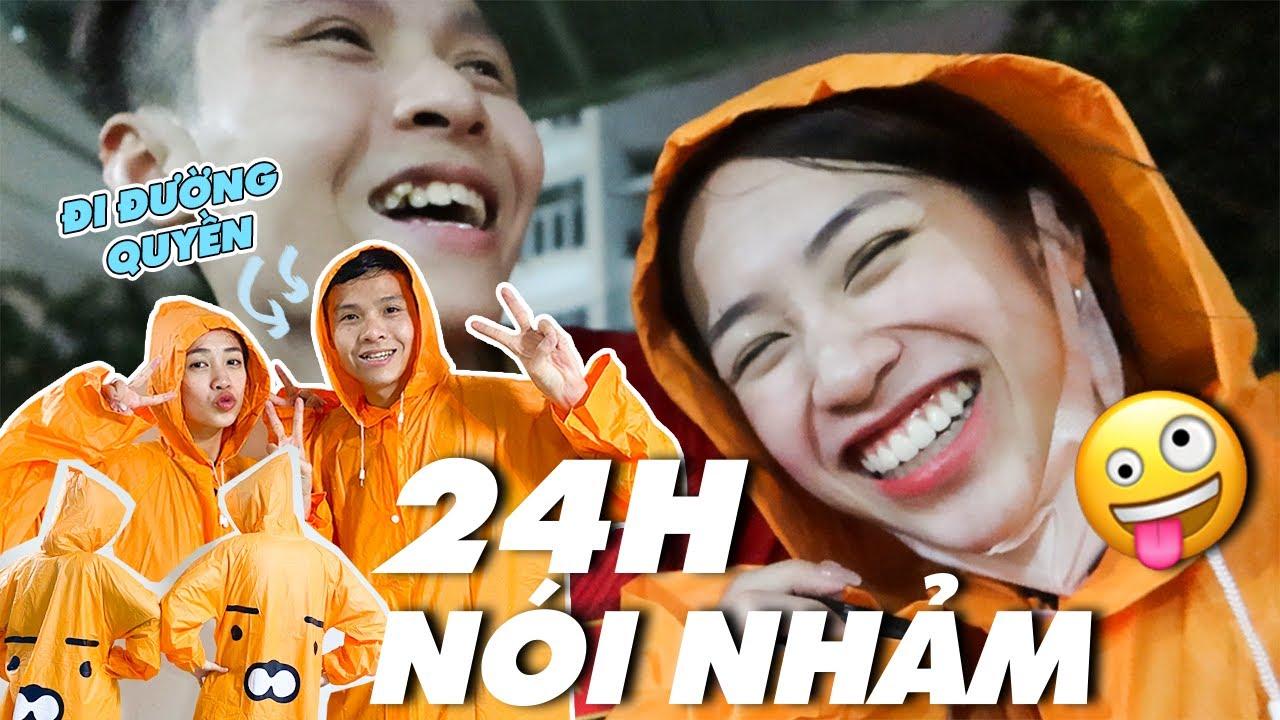 24H NÓI NHẢM - 1 NGÀY KO CÓ CONTENT CỦA 2 VỢ CHỒNG JOYCE