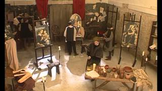 Il trionfo della bellezza (Sandro Botticelli) parte 1-1