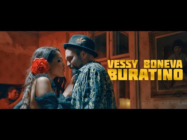 VESSY BONEVA BURATINO | Official music video |