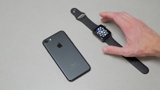 Apple Watch Sport Series 2 Unboxing!