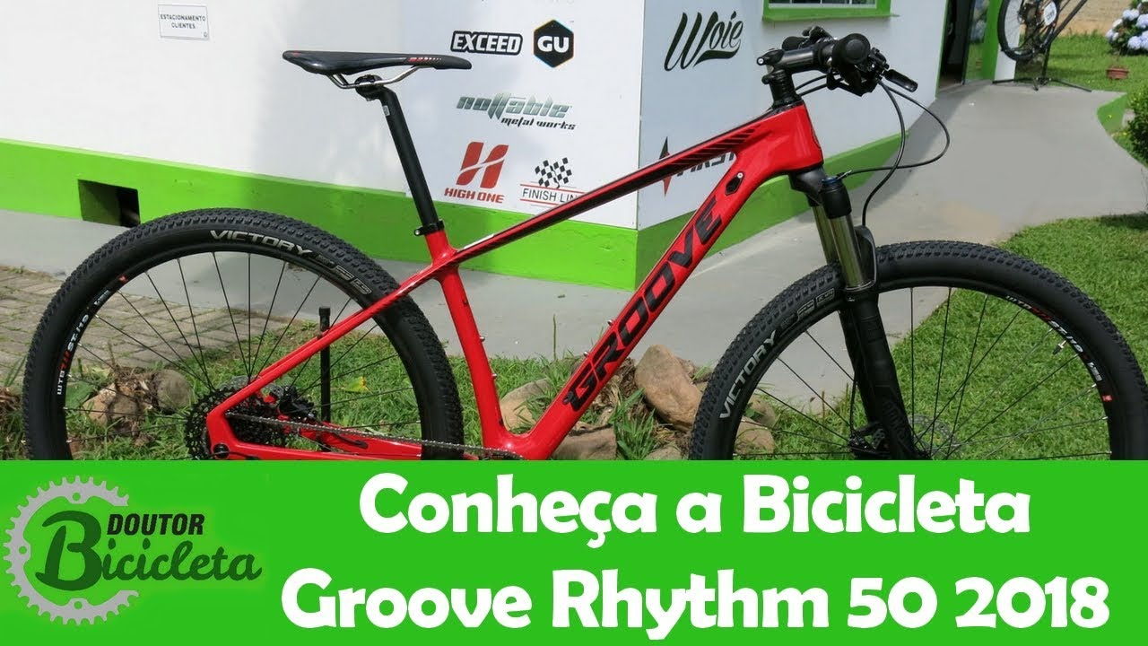 090f3e8fd Unboxing - Conheça a Groove RIFF 50 SR 2018 - YouTube