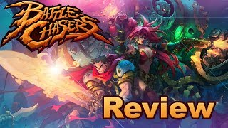 Battle Chasers: Nightwar Review (Video Game Video Review)