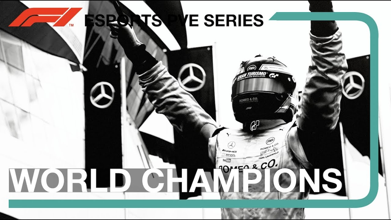 FORMULA 1 WORLD CHAMPIONS 2019 CELEBRATION FILM
