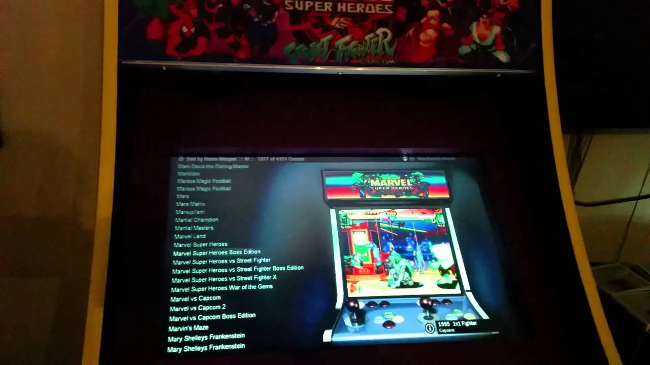 Original Xbox Arcade Machine