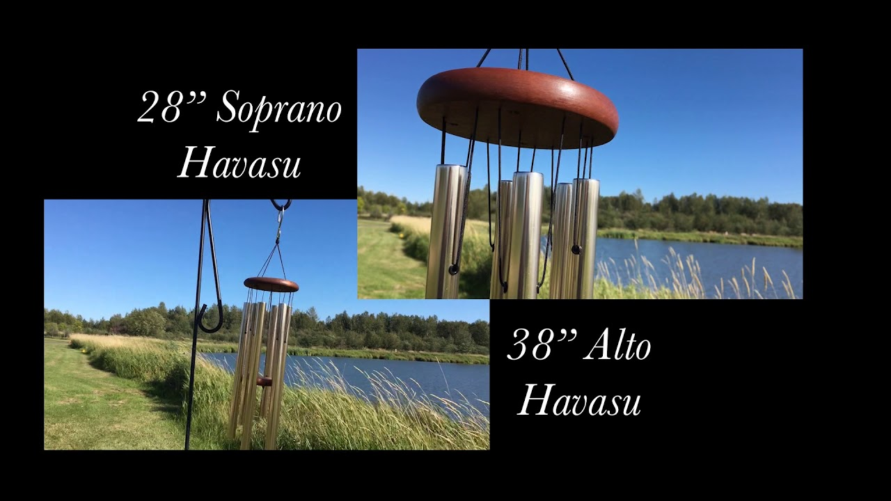 Havasu Wind Chime Family
