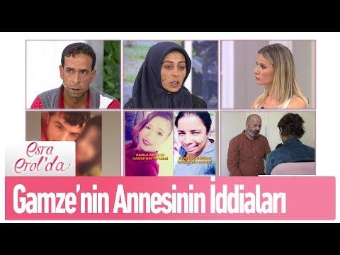 Gamze'nin annesi Menekşe Hanım canlı yayında  - Esra Erol'da 5 Haziran 2019