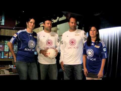 Belly Up and San Diego Sockers 2011 Promo!