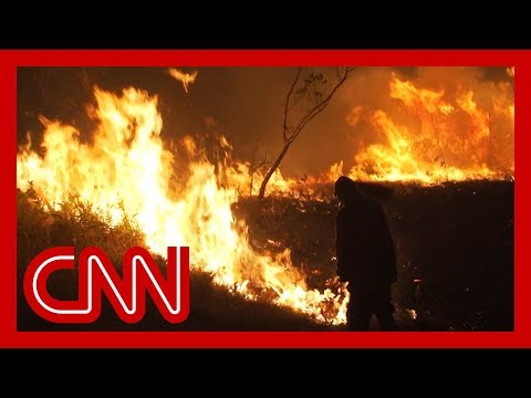 Communities struggle to battle Amazon rainforest fires