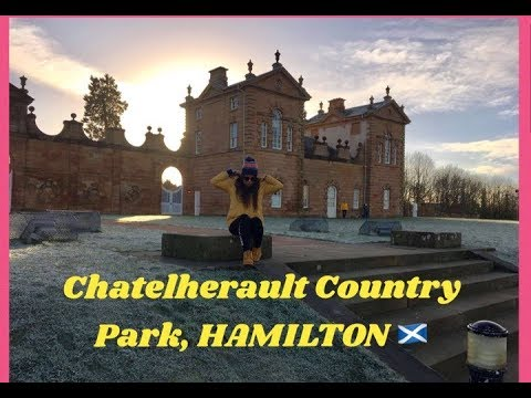 Chatelherault Park Hamilton, Scotland